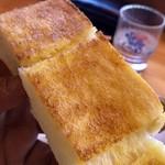 コメダ珈琲店 - ★モーニングのバタートースト★