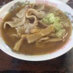 お食事 ほんま - 料理写真:中華そば(600円)