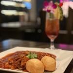 あなたの心に残る シンガポール キッチン&バーHOLIC - ソフトシェルクラブ チリクラブ 1,800円。