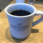 ノースショア - 2019年3月9日  コーヒー