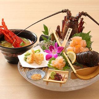 名物&数量限定!「豊富な海老料理」