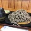 そば処 二城 - 料理写真:もりそば(大盛)