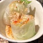 タイレストラン Smile Thailand - 生春巻き