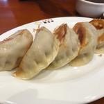 錦味坊 - 焼き餃子