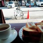 ライブコーヒー松戸 - 料理写真: