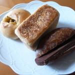 ブーランジェリープルラール - 料理写真:
