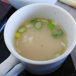 ダルバール - スープ