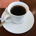 ダルバール - ホットコーヒー