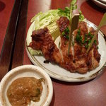 10335087 - 味噌鶏照り焼き