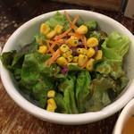 ハローエッグ - サラダ