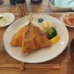 ベジッポ食堂 - 日替わり定食(税込) 1,080円(2019.03.09)