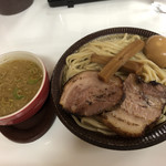 自家製麺 工藤 - 料理写真:つけ麺 並 850円