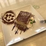 かすみキッチン - 天然たまごのティラミス
