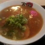 麺家 口熊野食堂 - 口熊野ラーメン