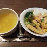 103356823 - スープ・サラダバー