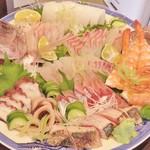 海鮮漁師料理 水軍 -