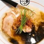 81番 - 辛味塩そば(細麺)