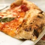 Pizzeria Asso da yamaguchi - コルニチョーネ(耳)も絶妙