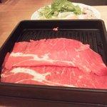 しゃぶ菜 - お肉