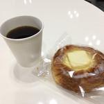 焼きたてパン パンの木 - 料理写真:クリームチーズデニッシュ