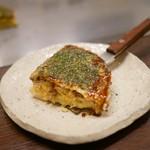 鉄板屋ゆずりは - ☆豚玉好みの味わいです(^o^)丿☆