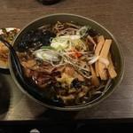 札幌 みその - 「炙り豚醤油ラーメン」