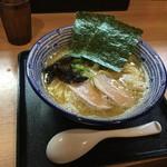 ばりかたya 鶏そば専門店 - 鶏醤油