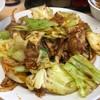 中華太朗 - 料理写真:回鍋肉定食 850円。