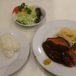 レストラン桂 - 特別料理~ポークソテー