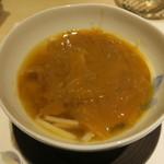103369868 - フカヒレ黒酢ラーメン