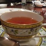 ル・コントワール・デュ・グー - ◆最後は紅茶でしめます