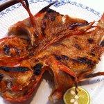 磯寿し - 料理写真:きんきはやっぱり焼が一番!