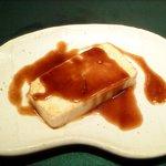 10337383 - 豆腐ステーキ
