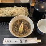 一生庵 - 料理写真:つけ鴨
