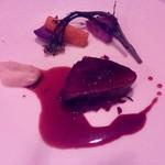 レストラン潮幸 - うわさのエゾ鹿肉