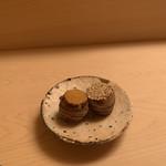 103371256 - 海老芋の衣かつぎ