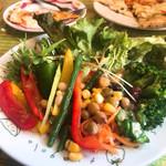 103373366 - 新鮮野菜(*^^*)アンティパストバー