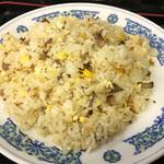 中華料理 華山 - チャーハン アップ