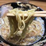 関西 風来軒 - 2杯目:麺はバリかた