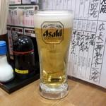海鮮一番 - 生ビール