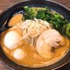 Noukoumisotonkotsu konshinya - 料理写真:白味噌らーめん