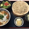 一徳庵 - 料理写真:かつ丼セット 1,290円