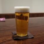 サンカク - 生ビール