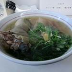 極上だしの中華そば 亀次郎 - 料理写真:上中華そば