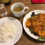 南海飯店 - 本日の日替定食