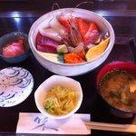 10338239 - 海鮮丼