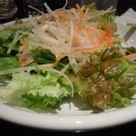 鉄板洋食 だいじゅ - サラダ
