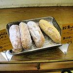 マカロニ市場 - 揚げパンコーナー