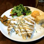 D's Mediterranean Kitchen - Gözleme(ギョズレメ)