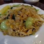 ビアタイフード - 太麺やきそば